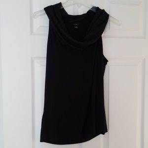 Sleeveless Cowl Neck Top Ann Taylor Size Medium
